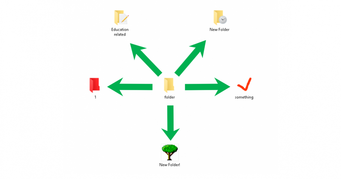 change folder icon to a custom one