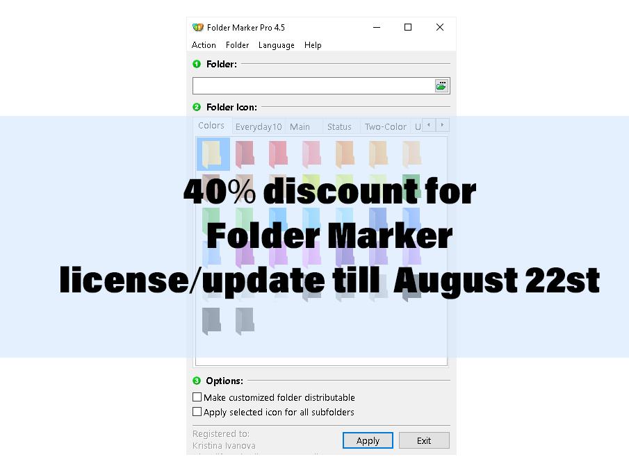4.5 of Folder Marker